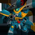 Unit ar calamity gundam beam cannon