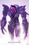 Alus Core Gundam ebikawa