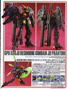 Beginning JD Gundam Phantom 1