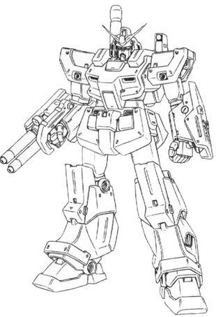 Front (Gundam Katana)