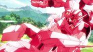 GN-1001N Seravee Gundam Scheherazade (Episode 23) 06