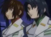 Athrun and Kira