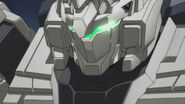 Gundam Unicorn - MS Face