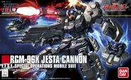 HGUC - RGM-96X Jesta Cannon