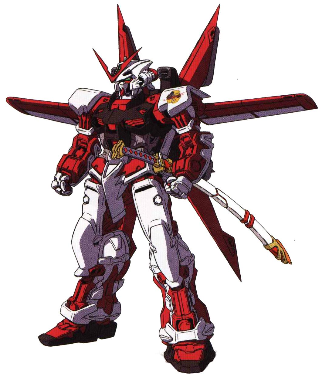 MBF-P02 Gundam Astray Red Frame