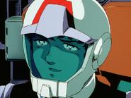 Mobile Suit Gundam Journey to Jaburo PS2 Cutscene 105 Amuro 2