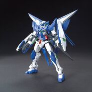 PPGN-001 Gundam Amazing Exia (Gunpla) (Front)