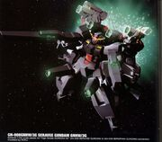 Seravee Gundam GNHW3G - Story Photo