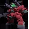 Unit cr mass production guncannon