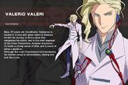 Gundam SEED DESTINY ASTRAY R Character Valerio