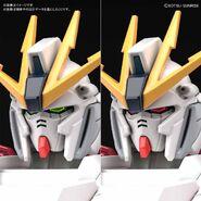 RX-9-C Narrative Gundam C-Packs (Gunpla) (Gimmick 1)
