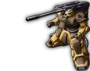 Zaku Cannon 08th