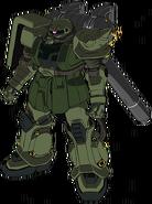 Zaku II Thunderbolt-ova