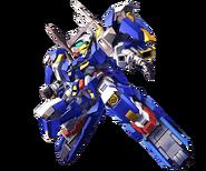 Avalanche Exia' SD Gundam G Generation Cross Rays