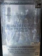 GFF Limited WingGundamEarlyType-CrystalClear box-front