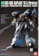 ORX-005 Gaplant TR-5