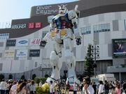 RX-78-2 Gundam Statue