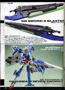 Gundam 00V Senki 00 Gundam Seven Sword GUN1