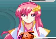 Gundam SEED destiny GBA Lacus 4