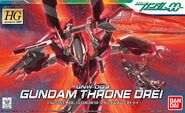 Gundam throne drei