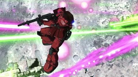 MOBILE SUIT GUNDAM THE ORIGIN IV Trailer theme song version (CN.HK.TW.EN.KR