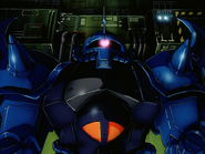 Mobile Suit Gundam Journey to Jaburo PS2 Cutscene 034 Gouf 2