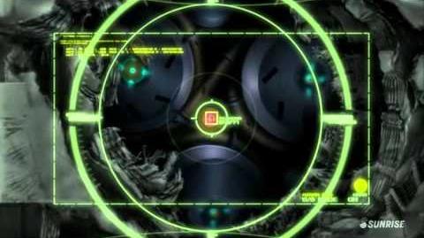 106 GN-006 Cherudim Gundam (from Mobile Suit Gundam 00)