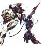 ASW-G-08 Gundam Barbatos Lupus Rex (Gundam Try Age)