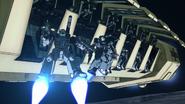 Gundam Origin Ep. 4 Iron Calvary