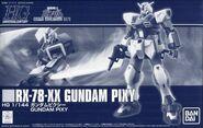 HGUC Gundam Pixy