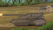 Linear Tank