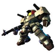 SD Gundam G Generation Cross Rays Leo 1