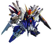 SD Gundam G Generation Genesis xi Gundam