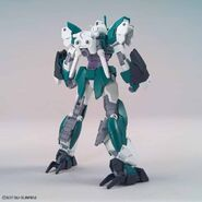 Veetwo Gundam (Gunpla) (Rear)