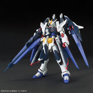 ZGMF-X10A-A Amazing Strike Freedom Gundam (Gunpla) (Front)