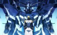 ASW-G-01 Gundam Bael (Episode 43) Close up (2)