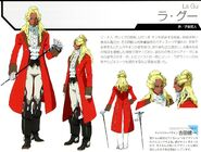 Character Profile La Gu
