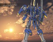 Gundam Avalanche Exia Sunset Wallpaper