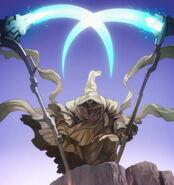 Gundam Warlock (Frozen Teardrop CG) 03
