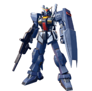 RX-178 Gundam Mk-II (Titans) (Gundam Versus)