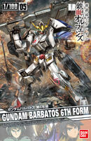 1-100 Gundam Barbatos 6th