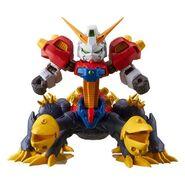 Devil Gundam Dash P