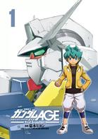 Flint and Gundam Age 1