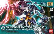 HGBD Gundam AGEII Magnum