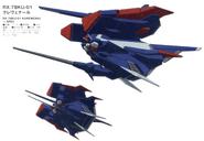 RX-78KU-01 Kurwenal Information