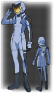 Graham - Pilot Suit AD 2314