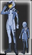 Graham - Pilot Suit AD 2314