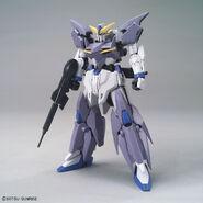 Gundam Tertium (Gunpla) (Front)