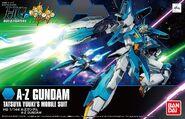 HG A-Z Gundam