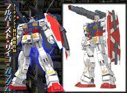 Full Burst Psyco Gundam 1